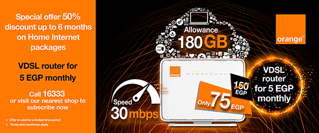 Orange Egypt | Mobiles, Internet, DSL, Call Tones, Offers