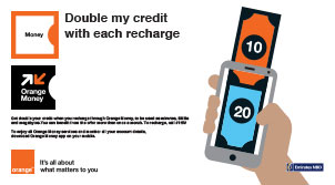 Double your recharge