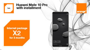 Huawei Mate 10 Pro Offer
