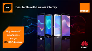 Huawei Y Family payback offer