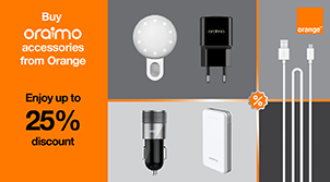 Oraimo Accessories discount offer