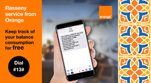 Rasseny Service for free from Orange