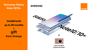 Samsung Galaxy Note 10 and 10 Plus offer