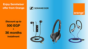Sennheiser Offer from Orange