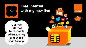 The Free Internet Promo