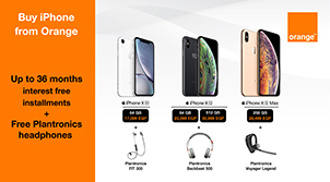 iPhone devices offer