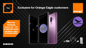 Samsung Galaxy S9&S9 Plus offer for Eagle